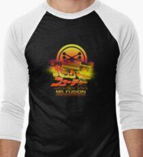 Mr Fusion  Men's Baseball ¾ T-Shirt