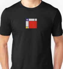 Modrian Form A Unisex T-Shirt