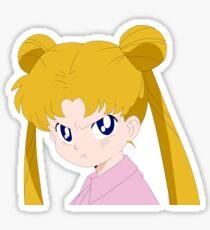 Usagi Tsukino (`^´) Sticker