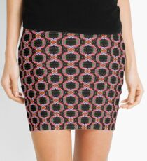 Crossover Twisted Inspiration Mini Skirt