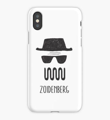 ZOIDENBERG iPhone Case/Skin