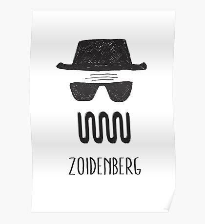 ZOIDENBERG Poster