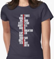 Regenerations (Dark Clothing Version) Women's Fitted T-Shirt