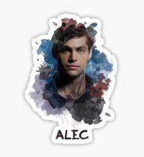 Alec - Shadowhunters - Canvas Sticker