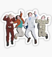 Anchorman Flash Sticker