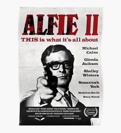 Alfie 2 Poster