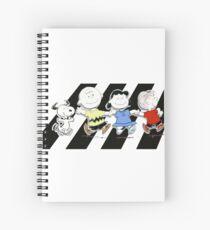 Peanuts Gang Spiral Notebook