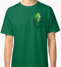 Pocket Yoshi Tshirt Classic T-Shirt