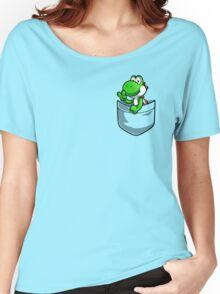Pocket Yoshi Women's Relaxed Fit T-Shirt