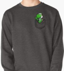 Pocket Yoshi Tshirt Pullover