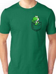 Pocket Yoshi Unisex T-Shirt