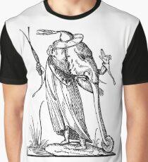 Droll Dreams of Pantagruel Graphic T-Shirt