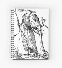 Droll Dreams of Pantagruel Spiral Notebook