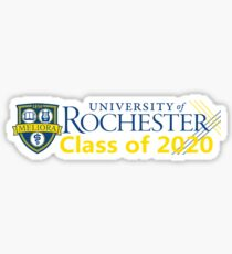 University of Rochester Sticker