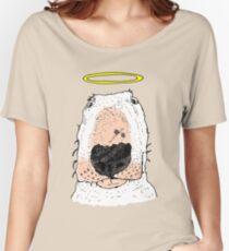 Halo Bullterrier Women's Relaxed Fit T-Shirt