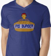 Internal Revenue Service Burger T-Shirt