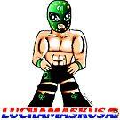 Joel Jupiter - Luchador by luchamaskusa