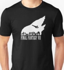 Final Fantasy VII - The meteor Unisex T-Shirt