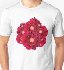Floral Ink Unisex T-Shirt