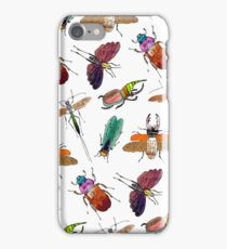 Bugs, bugs and more bugs iPhone Case/Skin