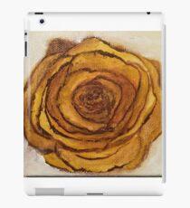 Golden Blossom iPad Case/Skin