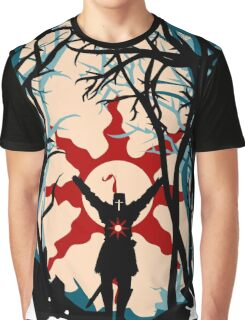 Forest Sun Graphic T-Shirt