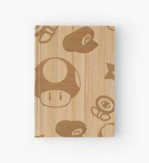 Super Mario Hardcover Journal