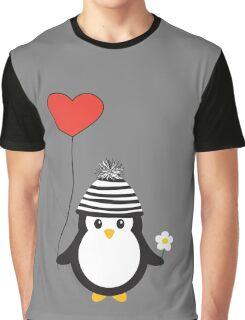 Romeo the Penguin Graphic T-Shirt