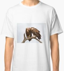Vulture Couple is Caressing Each Other 2 - Kruger National Park Classic T-Shirt