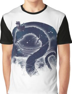 Dragon Delivery Service Graphic T-Shirt