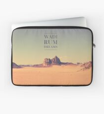 Wadi Rum Dreams Laptop Sleeve