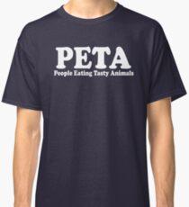 Peta - People Eating Tasty Animals Classic T-Shirt
