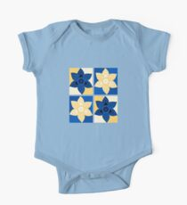 Daffodils pattern Kids Clothes