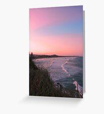 Coolum Beach, Queensland, Australia Greeting Card