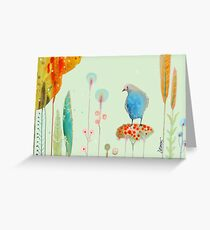 intermede Greeting Card