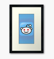 Reddit Designs Framed Print