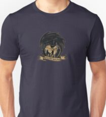 Hipo & Toothless Unisex T-Shirt