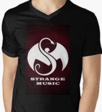 Strange Music Men's V-Neck T-Shirt