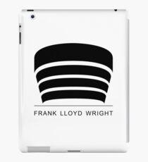 Frank Lloyd Wright Logo iPad Case/Skin