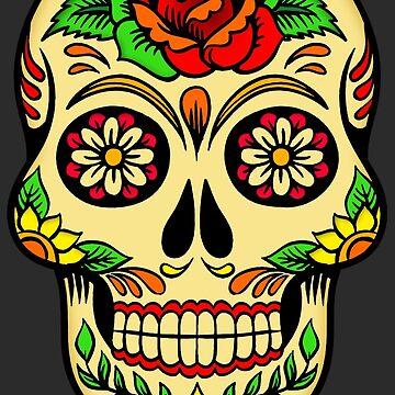 Día de Muertos by stuartist