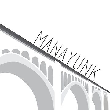 MANAYUNK by funkingonuts