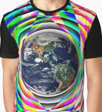 Earth Vibes Graphic T-Shirt