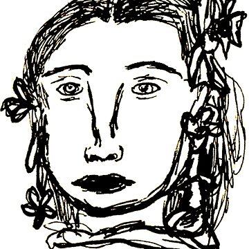 Rodarte Floral Lady 2 by zeevloga