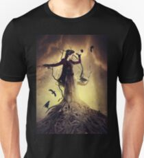 Coming out of the tree Unisex T-Shirt