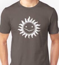 Superwholock - White Outline T-Shirt