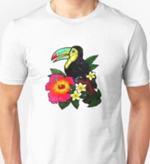 Tropical Toucan (Colour) T-Shirt