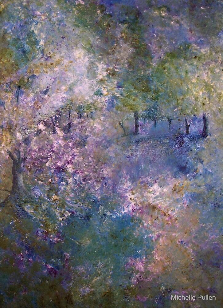 In My garden by Michelle Pullen