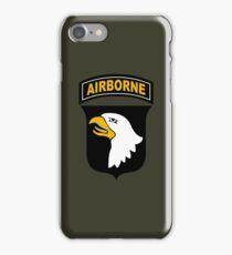 101st Airborne iPhone Case/Skin