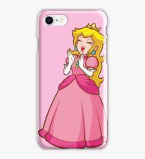 Princess Peach! - Calm iPhone Case/Skin