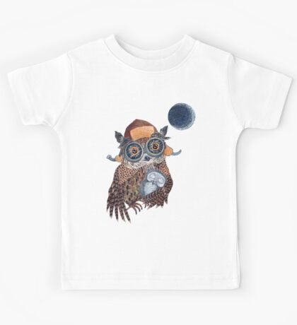 Owl mother Kids Clothes